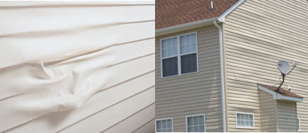 Vinyl Siding option