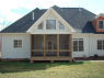The Hayse One Screened Porch, built by General Contractor Anthony and Company Construction